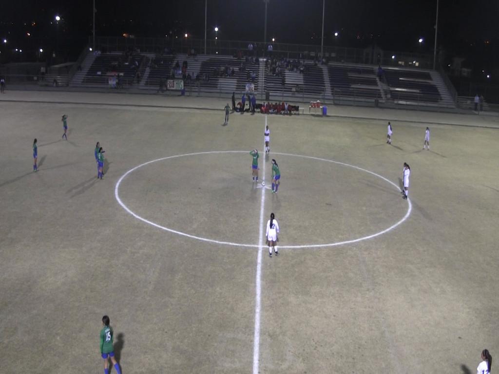 20140128 HS Varsity Girls Soccer - Highland v East-preview