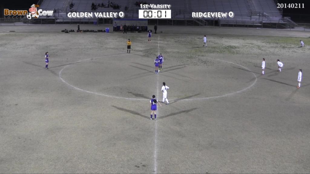 20140211 HS Varsity Girls Soccer - Ridgeview v Golden Valley-featured