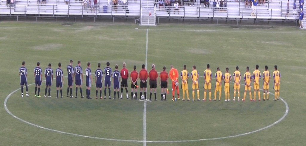 20140913 NCAA Mens Soccer - CSU Bakersfield v UC Davis-lineup.featured2