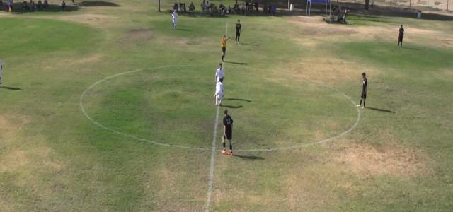 2014-09-20 BU15 B99: Central Cal Aztecs Black (4) v FC Golden State Diamon (5) SCDSL Tier 2 North Kern county Soccer Park Field 21 10:00am kickoff Highlights 1st Half 2nd […]