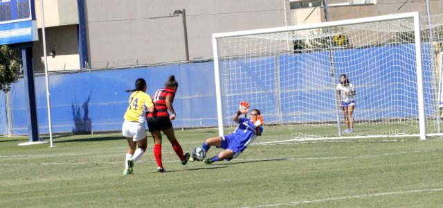 2014-10-05 NCAA Womens: CSU Bakersfield v Seattle University Womens Division 1 Soccer CSU Bakersfield Main Soccer Field Noon Kickoff Bakersfield, CA Highlights