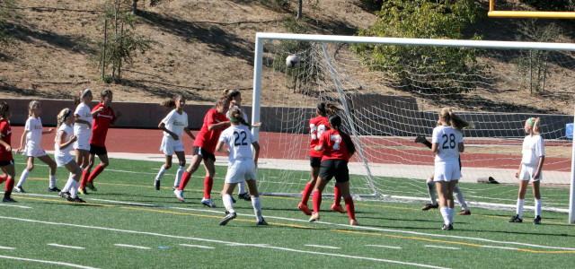2014-10-25 GU12 G02: South Valley Thunder (0) v Santa Barbara SC White (1) San Marcos High School Santa Barbara, CA 2:05pm kickoff