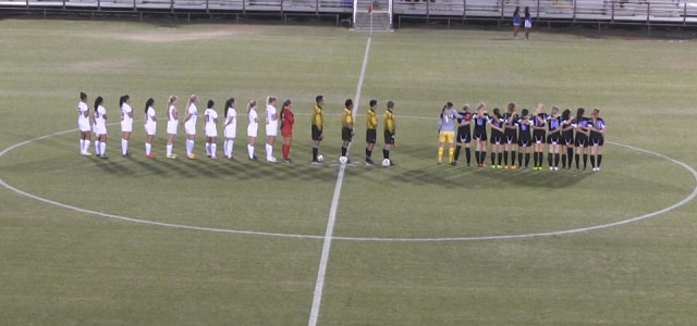 2014-10-24 NCAA Womens: CSU Bakersfield (4) v University Texas Pan Am (2) CSU Bakersfield Main Soccer Field 7pm Kickoff Highlights