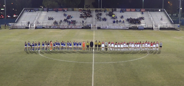 2015 Women's WAC Soccer Tournament Semifinal NCAA Soccer CSU Bakersfield Main Soccer Field 7pm Kickoff Password required to view full length video