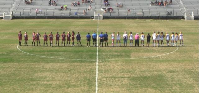 WAC Soccer Bakersfield Main Soccer Field 1pm Kickoff Highlights
