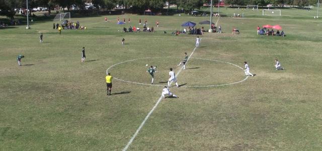 Coast Soccer League BU18 B2001 Silver Elite North Kern County Soccer Park Field 9 11:10am Kickoff